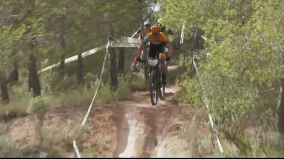 Trampas mortales para los ciclistas de montaña en Yecla
