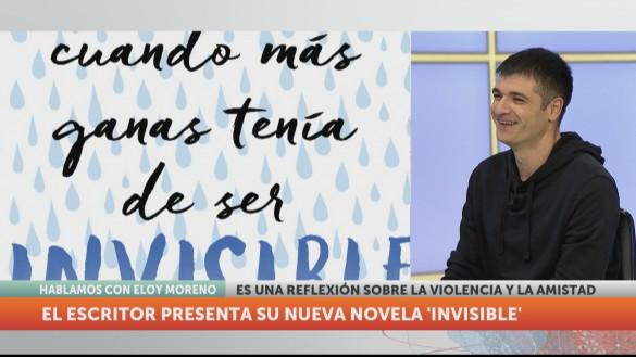 Eloy Moreno presenta 'Invisible'