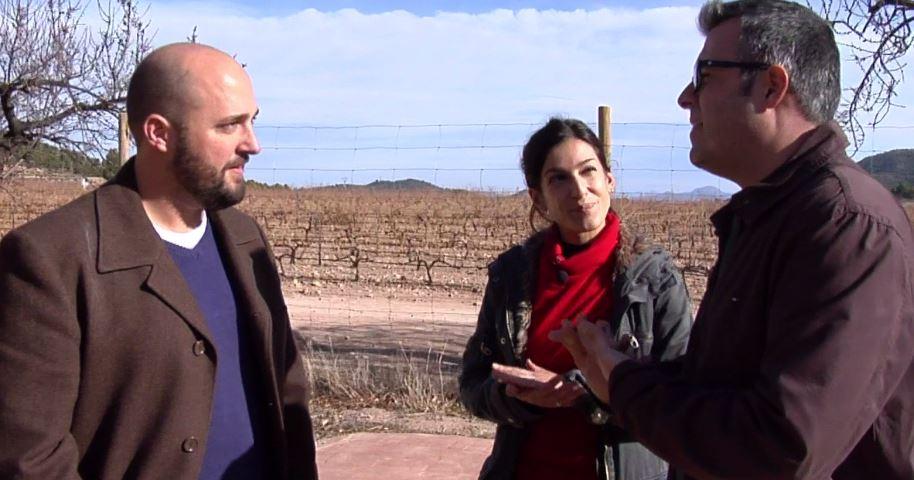 La bodeguera Julia Casado, Premio Mujer de Diario del Campo