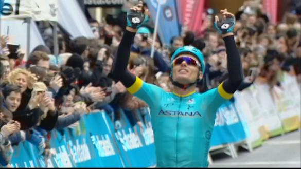 Luis León se hace con la Vuelta Ciclista de la Región de Murcia