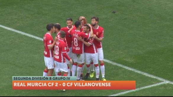 El Murcia regresa al Play Off