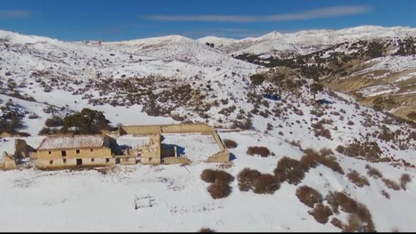 La nieve cubre la cabecera del Segura y promete buenas aportaciones a la cuenca