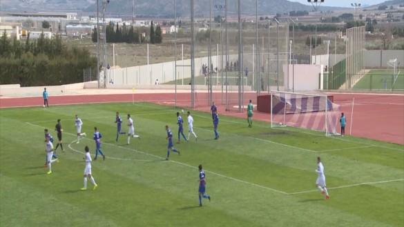 Largo partido para el Jumilla que terminó en empate contra el Extremadura (1-1)