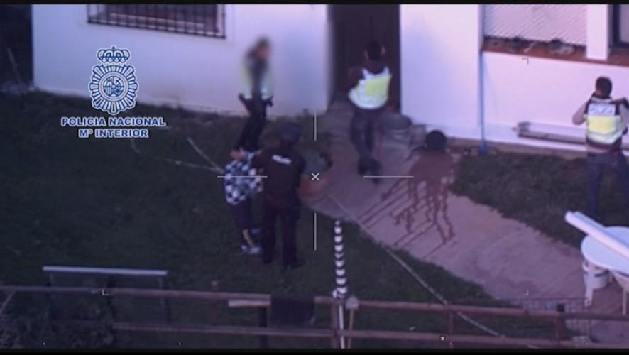 Cae una red de narcotráfico internacional cuyas operaciones llegaban a Murcia
