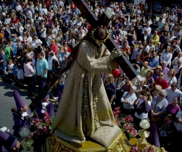 7TV emitirá 11 procesiones de Semana Santa de la Región