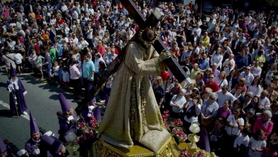 Todas las procesiones de Semana Santa de la Región en 7TV