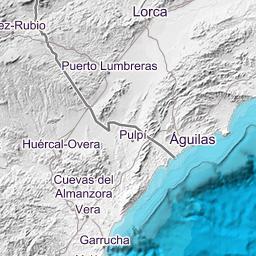 Lorca registra un terremoto de magnitud 2,7, sin provocar daños