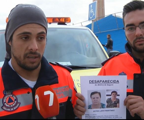 Amplían la búsqueda de la mujer desaparecida en Molina a los municipios cercanos