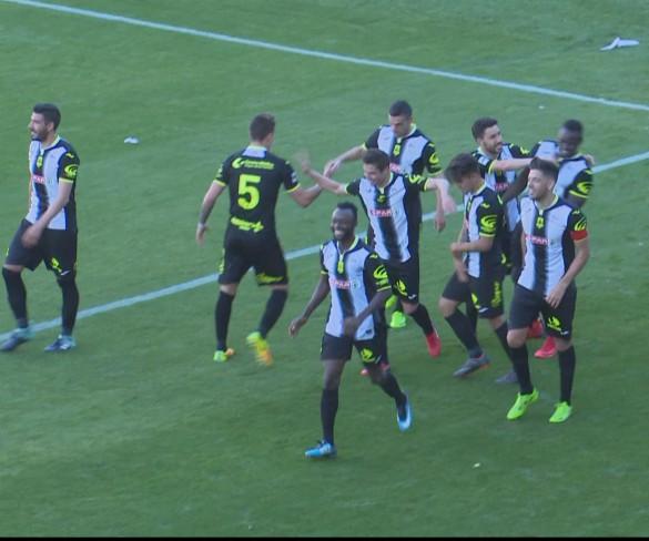 El Cartagena vence al Lorca Deportiva y lidera el grupo cuarto (2-0 ...