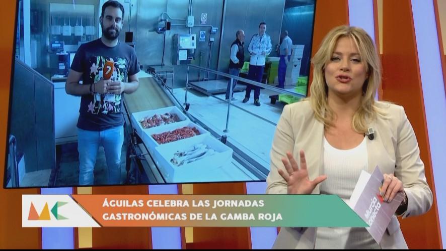 Más de 100.000 personas vieron Murcia Conecta el lunes, un 12,3% de cuota