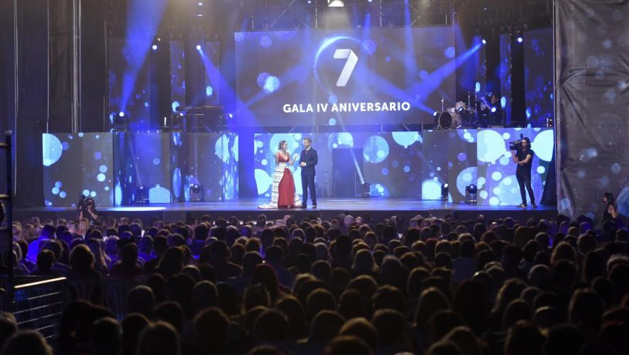 Galería de fotos: Gala IV Aniversario de La7 Región de Murcia
