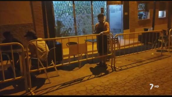 Agredido en Totana mientras grababa un vídeo denunciando al dueño de un bar