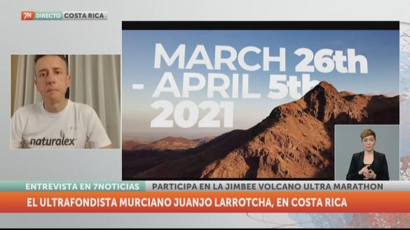 La Volcano de Costa Rica, nuevo reto para Juanjo Larrotcha