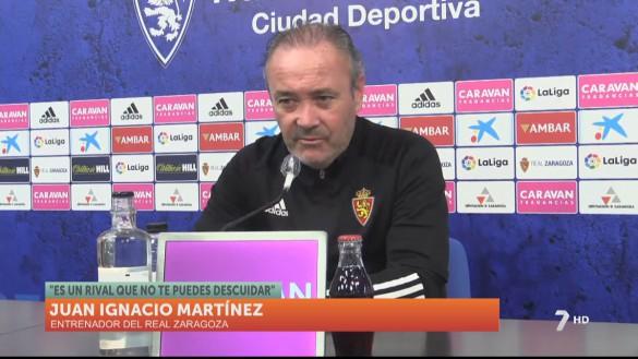 El Cartagena necesita ganar hoy en Zaragoza para no descolgarse de la permanencia