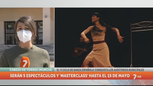 Este viernes arranca en Murcia el V Ciclo de Danza Española