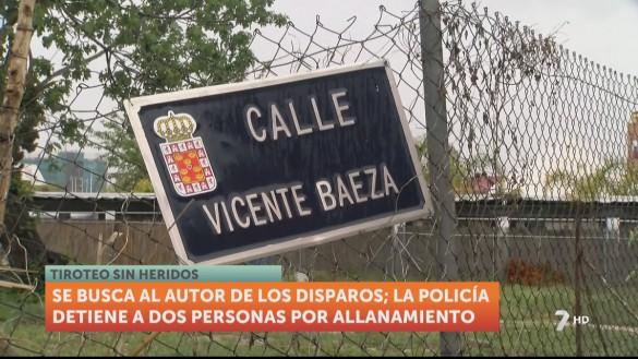 La Policía busca al autor de un tiroteo en Puente Tocinos (Murcia)