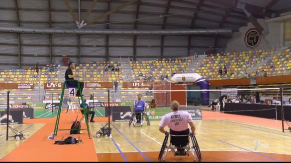 Última prueba para conseguir un billete a los Juegos Paralímpicos de parabádminton