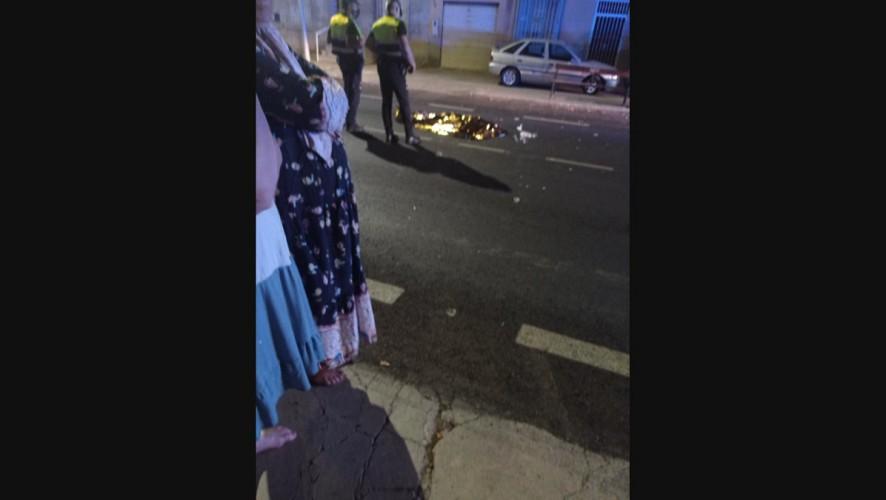 Fallece un ciclista atropellado por un coche en Beniaján (Murcia)