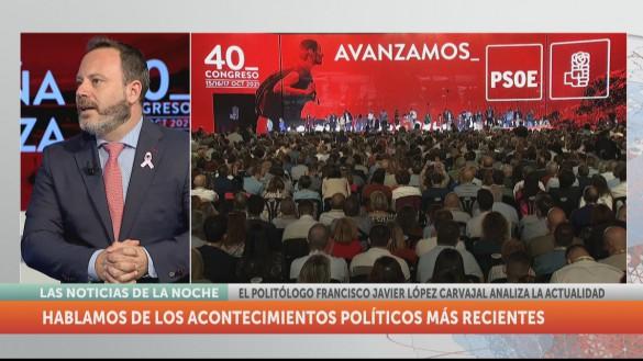 """""""En el congreso federal del PSOE faltó autocrítica"""""""