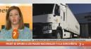 Los peajes en autovías ponen en pie de guerra a los transportistas de la Región