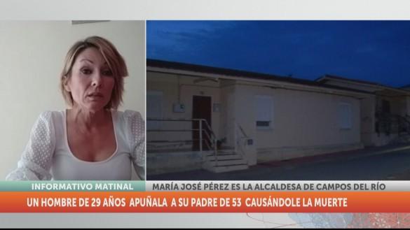 Consternación en Campos del Río por la muerte de un vecino, al parecer apuñalado por su hijo