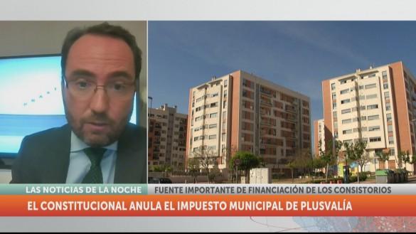 """""""El impuesto de plusvalía municipal no va a desaparecer"""""""